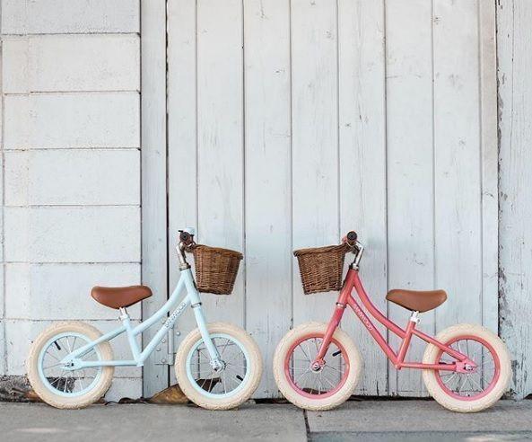 Biciletas sin pedales ni ruedines, la mejor opción