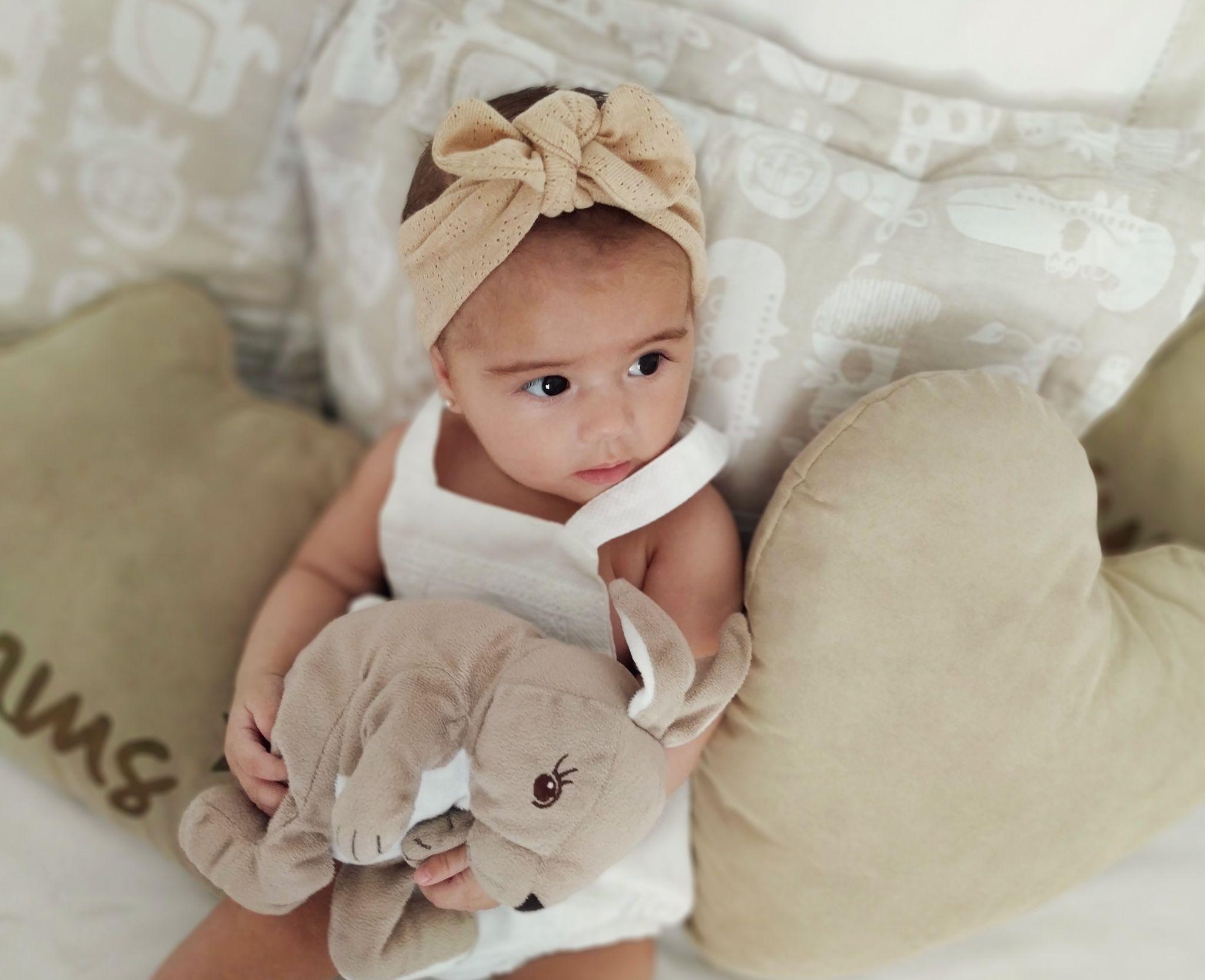 Disciplinario Gimnasio Inspiración  Turbante Bebé y Niña Orgánico   Lola Likes   Tienda de Moda Infantil
