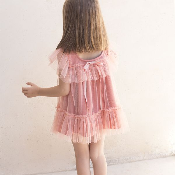 Vestido niña arras primavera verano 2020