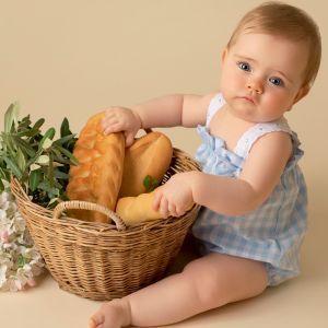 Peto bebé cuadro Vichy Verano 2020