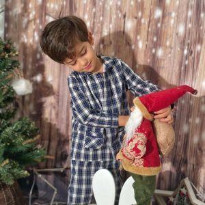 Pijama Niño Algodón orgánico