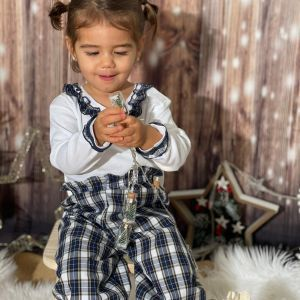 pijamas algodon organico hermanos iguales