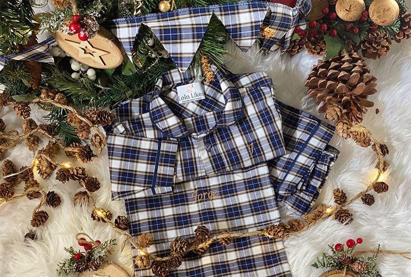 Pijama Niño Bostezos Algodón Orgánico