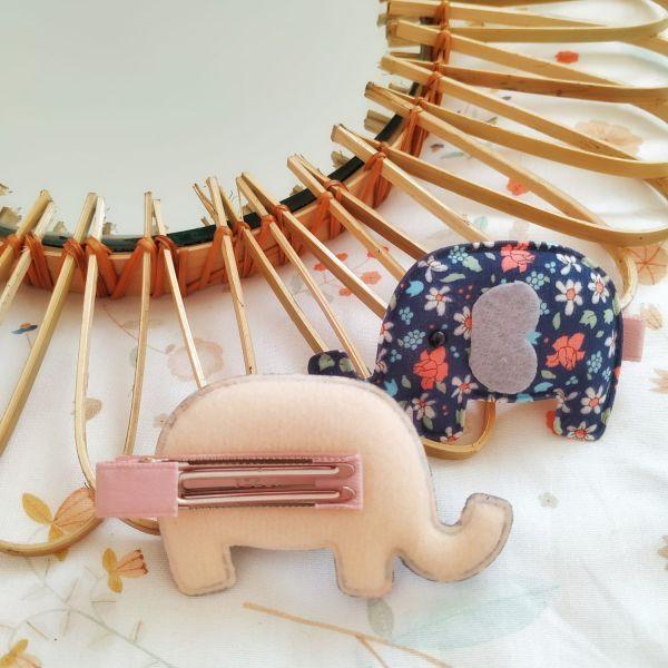 clip ganchito de pelo para niñas