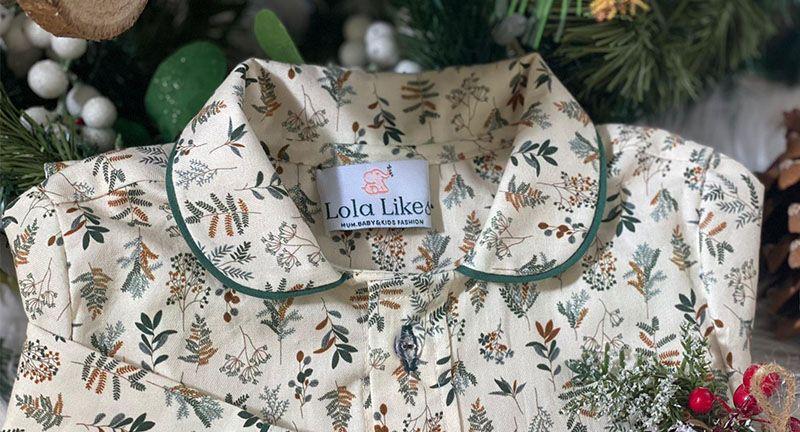 Pijama Niño Sueños Algodón Orgánico