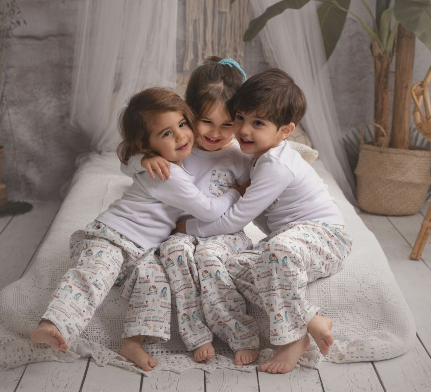 Pijama Infantil Tren del Babu