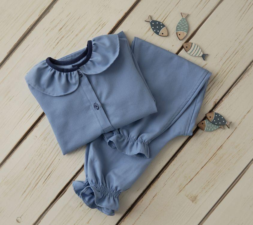 Pijama de Niña Colores
