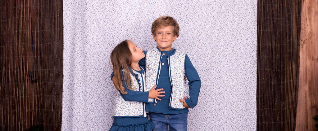 coleccion moda niños otoño invierno 2021